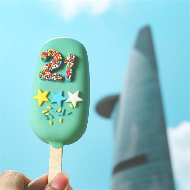 10 quan kem ngon quanh TP.HCM cho ngay nang