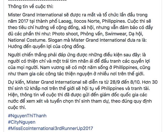 Sau 'thi chui', Nguyen Thi Thanh bat ngo tro thanh Giam doc Quoc gia