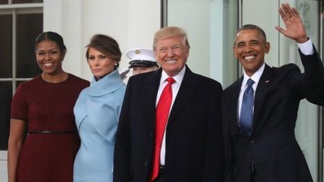 Đệ nhất phu nhân Melania Trump có thật sự hạnh phúc?