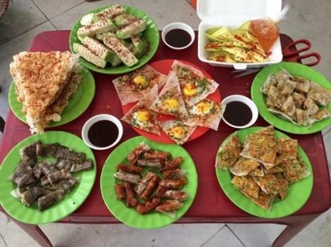 Những món ăn vặt nổi tiếng bạn nên nếm thử khi đến Đà Nẵng