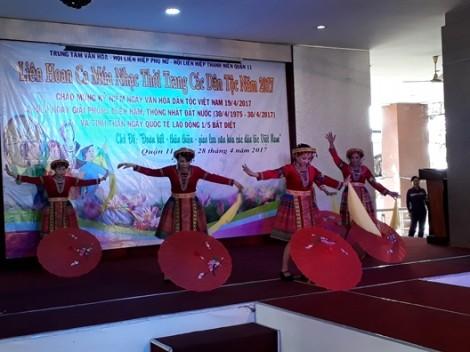 Đặc sắc Ngày hội văn hóa 54 dân tộc