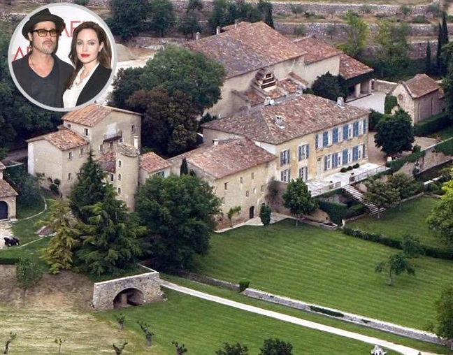 Brad Pitt san sang giao chia khoa nha cho Angelina Jolie