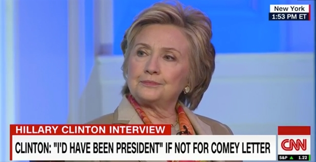 Hillary Clinton do loi that cu cho FBI va Nga