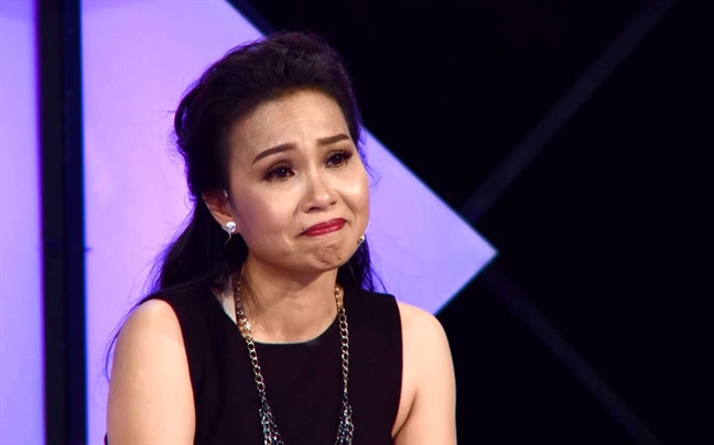 Tran Thanh khoc khong ngung duoc tren ghe nong