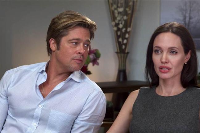 Chuyen bay dinh menh ngat doi cuoc hon nhan cua Brad Pitt va Angelina Jolie