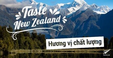 Hơn 70 sản phẩm của New Zealand đã có mặt trên trang Lazada Việt Nam