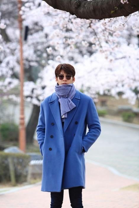 Mãn nhãn với thời trang đường phố của nam thần xứ Hàn