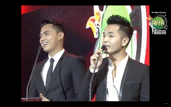 'Dao cua dan ngu cu' nhan 'mua' giai thuong tai le trao giai AIFFA 2017