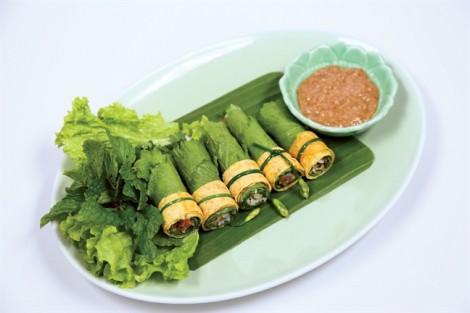 Vào bếp với món chay thanh nhẹ mùa Phật đản