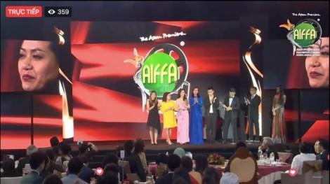 'Đảo của dân ngụ cư' nhận 'mưa' giải thưởng tại lễ trao giải AIFFA 2017