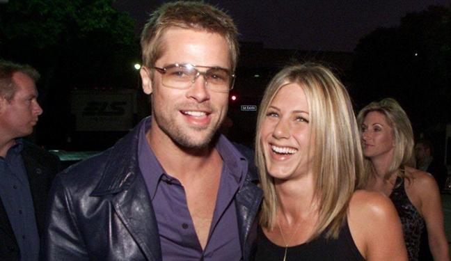 Brad Pitt va Jennifer Aniston sap hop tac dong phim cung nhau?