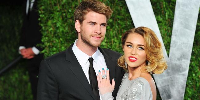 Miley Cyrus tiet lo ban trai minh khong phai la 'trai thang'