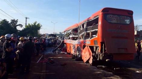 Vụ tai nạn 11 người chết ở Gia Lai: Xe tải chạy 105 km/h