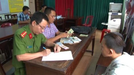 Thiếu niên trộm gần 120 triệu đồng của nhà chùa