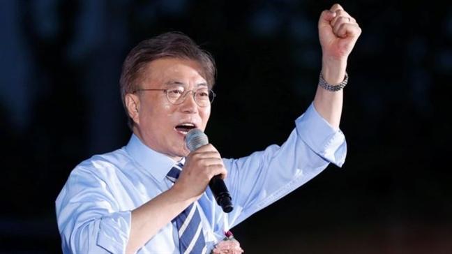 Moon Jae-in dac cu Tong thong Han Quoc