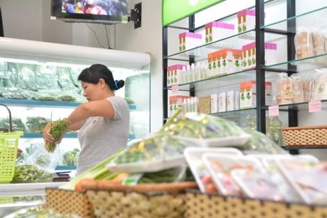 Kinh doanh thực phẩm sạch: Khi 'ông lớn' vào cuộc