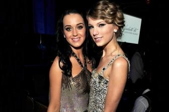Katy Perry lên tiếng về vụ 'đá xéo' của Taylor Swift