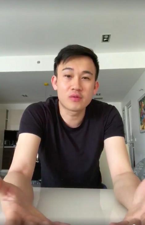 Dương Triệu Vũ lên tiếng về tin đồn sắp làm đám cưới với Đàm Vĩnh Hưng