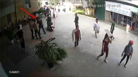 Bệnh viện Hùng Vương bị tấn công: Côn đồ dùng súng... cao su