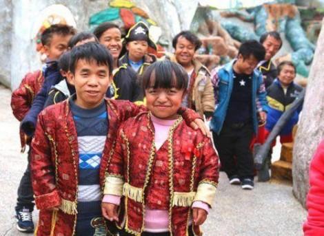 Thu nhập khủng của thần dân vương quốc người lùn ở Trung Quốc