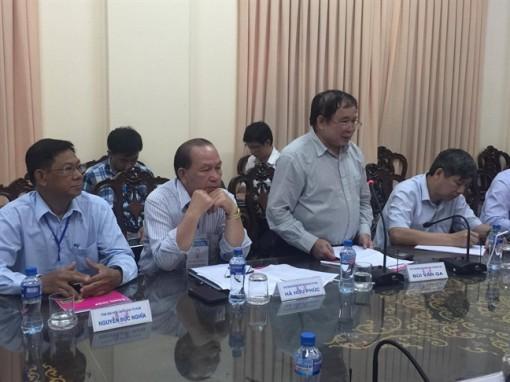 Ngày 14/5, Bộ GD-ĐT công bố đề minh hoạ thi THPT quốc gia
