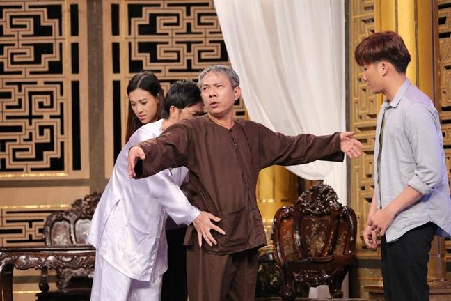 Nha san xuat phu nhan phat ngon cua nghe si Trung Dan