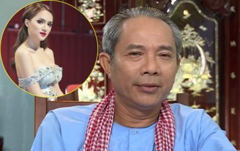 Nghệ sĩ Trung Dân xấu hổ vì hành động vô văn hóa của Hương Giang Idol