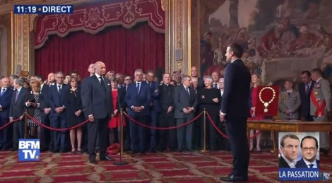 Tổng thống Macron muốn khôi phục vị thế của Pháp trên toàn cầu