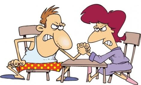 Bơn bớt chuyện vợ chồng vì nấm?