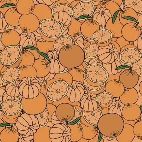 Đố vui: Có bao nhiêu trái cam sậm màu?