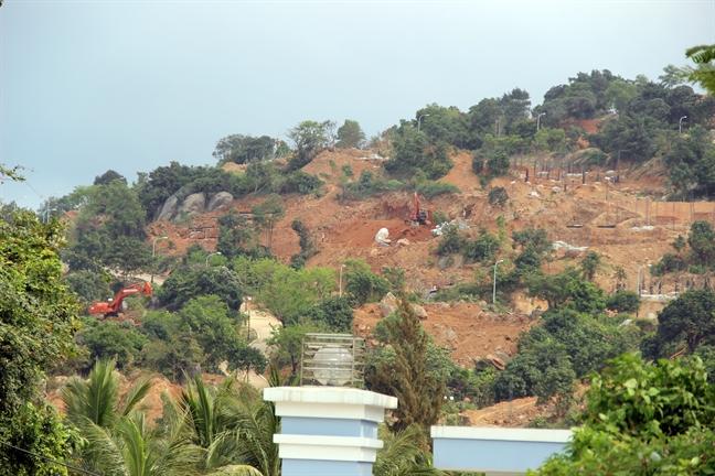 Xu ly cac du an tren Son Tra phai thong qua Thanh uy Da Nang