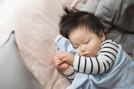 Vì sao cần quan tâm khi trẻ ngủ ngáy?