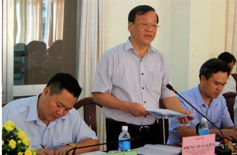 Thanh tra việc chuyển mục đích sử dụng rừng phòng hộ tại tỉnh Phú Yên