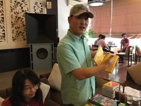 Bị thất hứa, tác giả Hàn Quốc lại tiếp tục kêu cứu