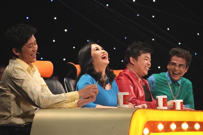 Nghe si Thanh Hang: Lam giam khao gameshow toi tre ra vai tuoi
