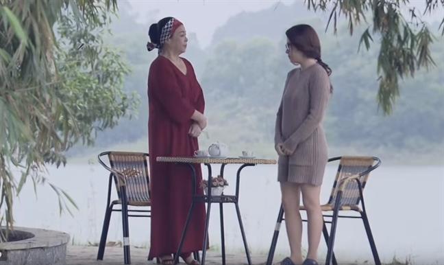Dan Le voi gu thoi trang 'que mua' trong phim, tre trung ngoai doi
