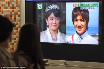 Công chúa Nhật Bản từ bỏ tước vị vì tình yêu