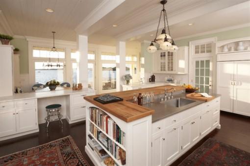 9 cách tuyệt hay để làm mới nội thất nhà bếp