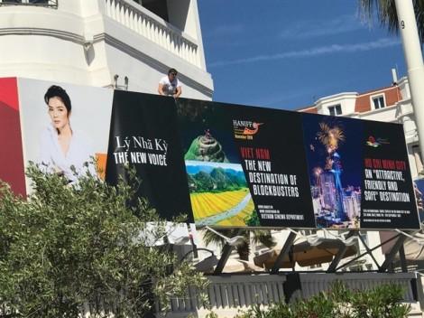 Lý Nhã Kỳ: Pano có hình tôi không liên quan gì đến hoạt động quảng bá du lịch Việt tại LHP Cannes