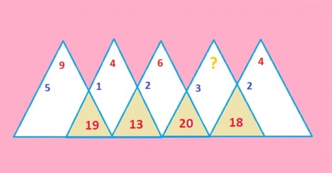 Đố vui: Giải được bài toán này, chứng tỏ bạn là người thông minh