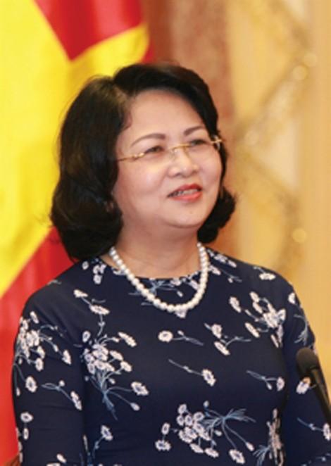 Phó Chủ tịch nước CHXHCN Việt Nam - bà Đặng Thị Ngọc Thịnh: Dấn thân cho những điều yêu thương, trăn trở