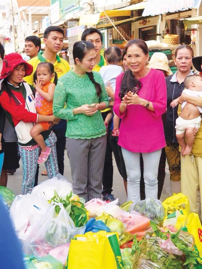 Thanh Thao Hugo: 2 lan sinh, 2 lan tram cam