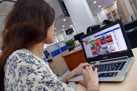 Thu thuế kinh doanh trên mạng xã hội: nhạy cảm và phức tạp