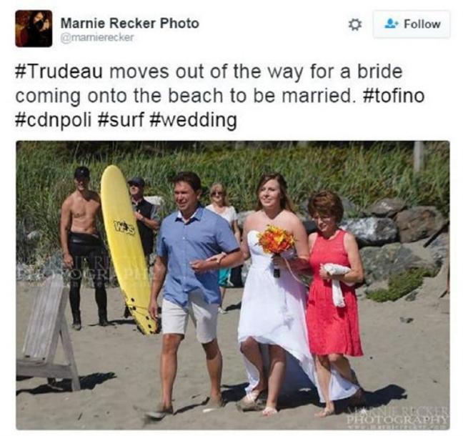 Thu tuong Canada Justin Trudeau lai xuat chieu gay su chu y