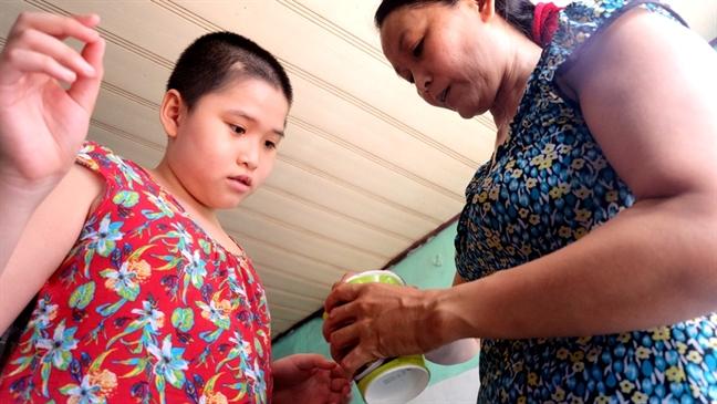 Bai 3: Cuoc muu sinh cua me con chi Luu o thanh pho dong nguoi