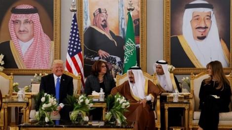 Mỹ và Ả-rập Xê-út đạt thỏa thuận trị giá 350 tỷ đô la