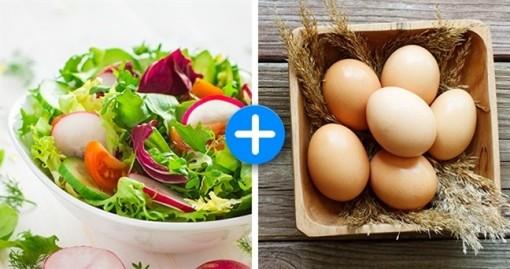 8 kiểu kết hợp thực phẩm giúp bạn giảm cân nhanh chóng