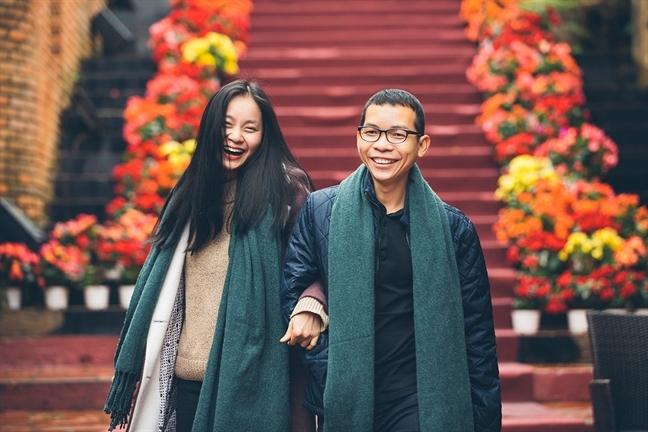 Tim duoc tinh yeu nho dang thu 'Gui vo tuong lai' tren facebook