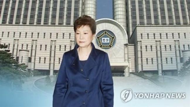 Ba Park Geun-hye se noi gi khi ngoi canh ban than trong phien toa 23/5?
