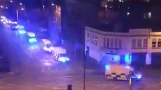 IS nhan trach nhiem vu danh bom Manchester